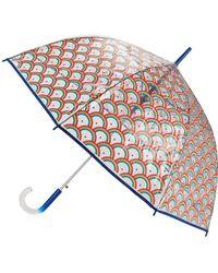 Shedrain - Flamingo Print Umbrella - Lyst