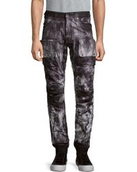 PRPS   Spiderfly Cotton Jogger Pants   Lyst