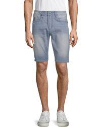Buffalo David Bitton - Parker-x Slim-fit Shorts - Lyst