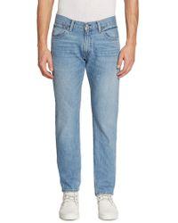 Ralph Lauren - Varick Slim Straight Jeans - Lyst