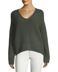 Vince - Rib-knit Pullover - Lyst