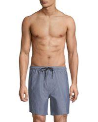 Tavik - Belmont Pool Shorts - Lyst