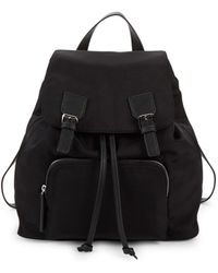 French Connection - Patrice Utility Backpack - Lyst