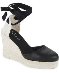 Manebí - Canyon Round-toe Wedge Espadrilles - Lyst