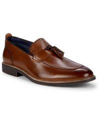 Steve Madden - Beecher Double Tassel Loafers - Lyst