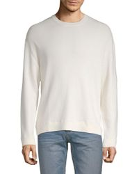 Zadig & Voltaire - Classic Cotton Jumper - Lyst