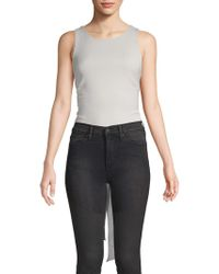 SJP by Sarah Jessica Parker - Bow Back Bodysuit - Lyst