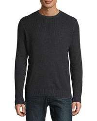 Vince Camuto - Core Knit Sweatshirt - Lyst