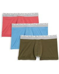 Michael Kors - Stretch Cotton Boxer Briefs - Pack Of Two - Lyst