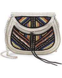 Sam Edelman - Iron Embellished Crossbody Bag - Lyst