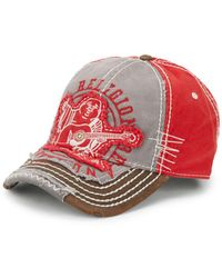 True Religion - Big Buddah Baseball Cap - Lyst