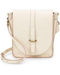 Frye - Ilana Leather Crossbody Bag - Lyst
