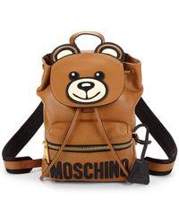 Moschino - Teddy Bear Bag - Lyst
