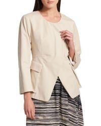 Donna Karan - Long-sleeve Blazer - Lyst