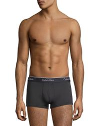 CALVIN KLEIN 205W39NYC - Three-pack Low-rise Trunks - Lyst