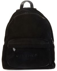Givenchy - Solid Backpack - Lyst