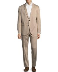 HUGO - Notch Lapel Suit - Lyst