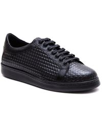 Jared Lang - Ford Men's Hand-made Leather Trainers - Lyst