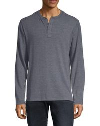 Surfside Supply - Classic Long-sleeve Henley - Lyst