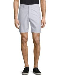 Vilebrequin - Classic Cotton Chino Shorts - Lyst