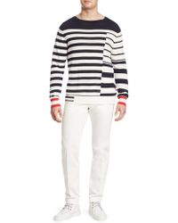 Tommy Hilfiger - Regular-fit Chino Trousers - Lyst