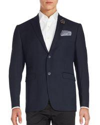 Original Penguin - Textured Modern Sportcoat - Lyst