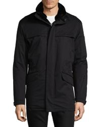 Tumi - High Neck Jacket - Lyst