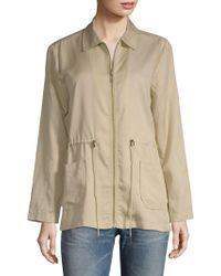 Sanctuary - Drawstring Utility Jacket - Lyst