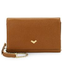 Botkier - Soho Convertible Leather Wallet - Lyst
