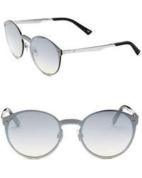 Web - Round Sunglasses - Lyst