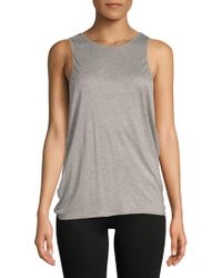 Electric Yoga | Crossover Tank Top | Lyst