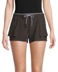 Mpg - Bray Drawstring Shorts - Lyst