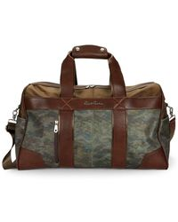 Lyst - Robert Graham Olivetti Weekend Bag in Blue for Men 9a597cd3a741f
