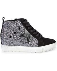 28be6a6f099f Women s Steve Madden High-top sneakers Online Sale