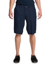 Original Paperbacks - Casual Linen Shorts - Lyst