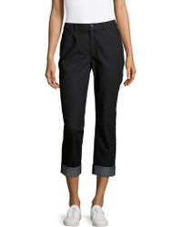 Lafayette 148 New York - Rolled-cuff Five-pocket Jean - Lyst