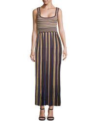 Ronny Kobo - Shai Stripe Dress - Lyst