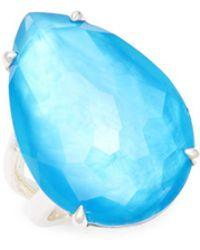 Ippolita - Wonderland Crystal Quartz Ring - Lyst