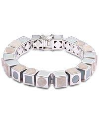 Eddie Borgo - Mosaic Cube Bracelet - Lyst