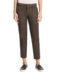 Vince - Chino Straight-leg Jeans - Lyst