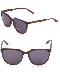 8dd1c93ca90 Smoke X Mirrors - Blitzkrieg 53mm Round Sunglasses - Lyst