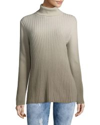 Lafayette 148 New York - Ombre Cashmere Sweater - Lyst