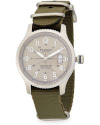 Filson - Mackinaw Field Stainless Steel Strap Watch - Lyst