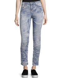Robin's Jean - Jack Washed Jeans - Lyst