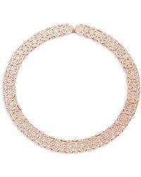 Adriana Orsini - Anise Crystal Collar Necklace - Lyst