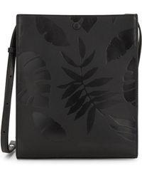 Steven Alan - Camden Large Leather Crossbody Bag - Lyst