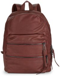 Liebeskind - Textured Backpack - Lyst