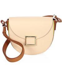 Jason Wu - Jaime Leather Saddle Bag - Lyst