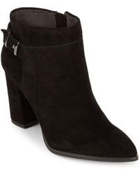 Seychelles - Company Side-zip Leather Booties - Lyst
