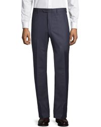Todd Snyder - Stretch Wool Trousers - Lyst